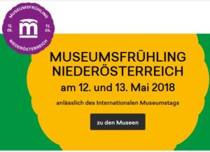 Museumsfrühling NÖ