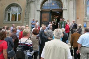 Eröffnung der Sonderausstellung Spielkartensammlung Rollettmuseum